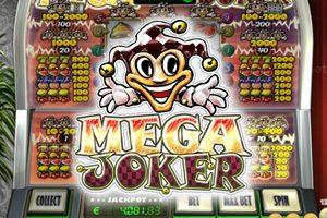Mega spin slot Mega Joker